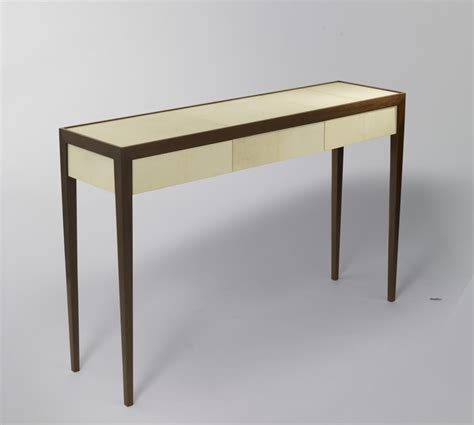 console table with bench console table w drawers