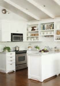 small cottage kitchen ideas kitchen with open shelving transitional kitchen hill interiors