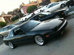 1990 Nissan 240sx - Pictures