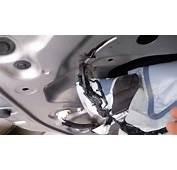 Reemplazo De Chapa Actuador Cerradura CRV 2008 07 11