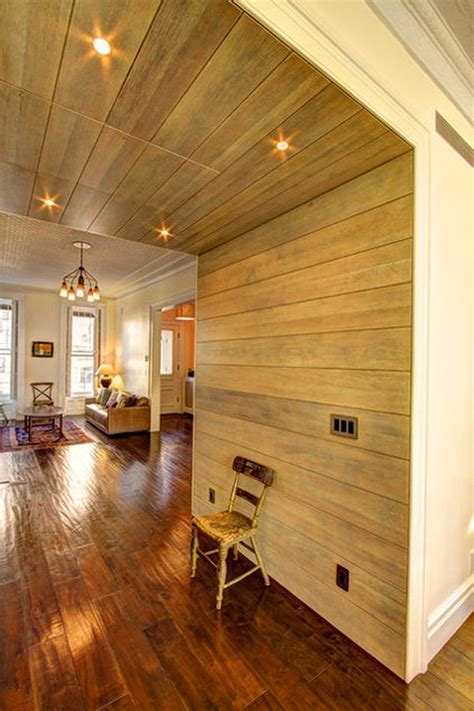 wood flooring wall paneling styling your wood paneled space