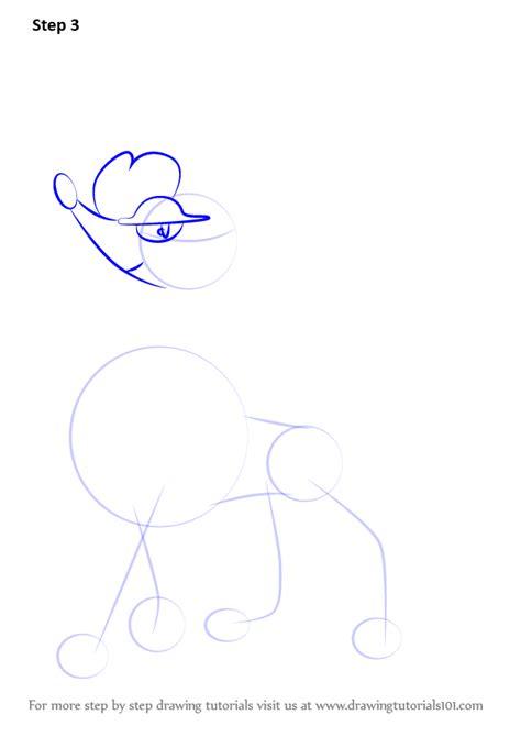 learn   draw furfrou heart style  pokemon