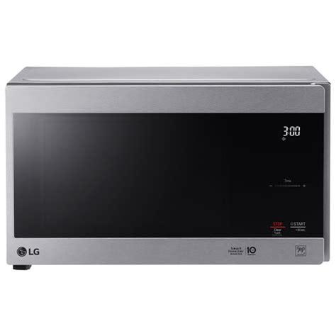 Best Buy Microwave Countertop by Lg 0 9 Cu Ft Microwave Lmc0975st Stainless Steel