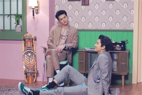 exo we young sehun chanyeol exo rilis video pembuatan we young