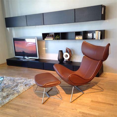 boconcept imola chair and lugano wall system design