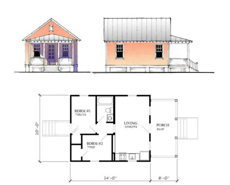 katrina cottage model