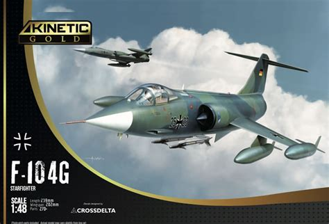 kinetic gold    luftwaffe starfighter preview