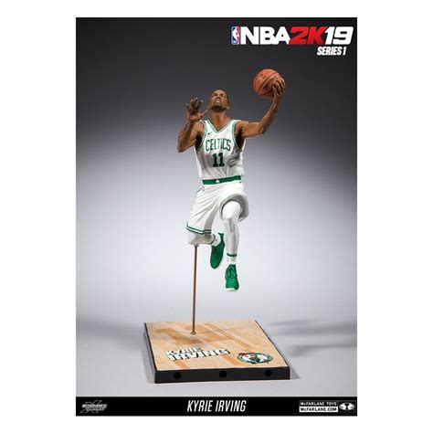 【楽天市場】カイリー・アービング NBA 2K19 Series 1 (セルティックス/ホワイト) / Kyrie ...
