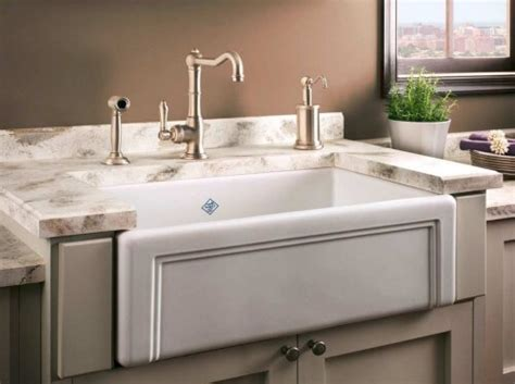 kitchen sinks white porcelain the best kitchen sinks 9 materials you will 6096