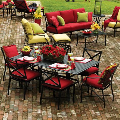 outdoor patio dining furniture aluminum decoration news