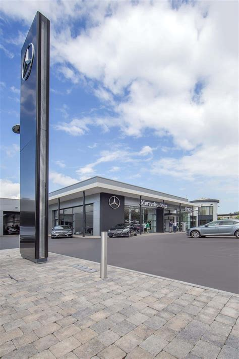 Mercedes-Benz Dealership - Tobermore for Professionals
