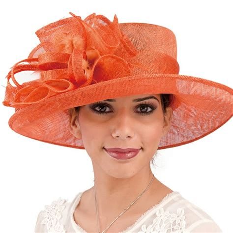 church hats for burnt orange simamay church hat international convention