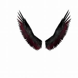 Dark Fallen Angels Wings by sirarturo on DeviantArt
