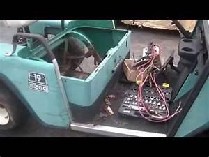 12 16 2014  1988 Ezgo Electric Golf Cart To Utv  Part 2