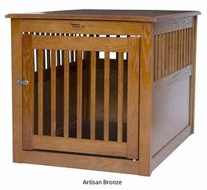 17 best images about wooden dog crates on pinterest dog With black wood dog crate