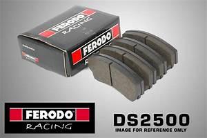 Ferodo DS2500 Racing Bmw 3 (E30) 324td (E30) Front Brake