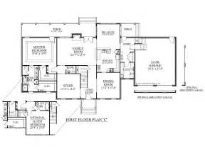 Floor Plans For Homes Two Story Ideas by 4 Story House Plans With Modern Contemporary Home Design