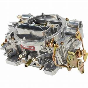 Edelbrock 1405 Performer 600 Cfm 4 Barrel Carburetor