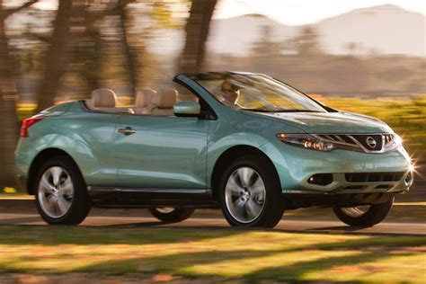 nissan convertible used 2014 nissan murano crosscabriolet suv pricing