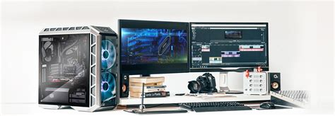 The Productive 4k Video Editing Pc Build