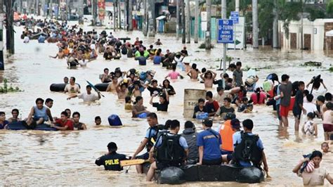 Floods In Philippines 2009 Floodlist
