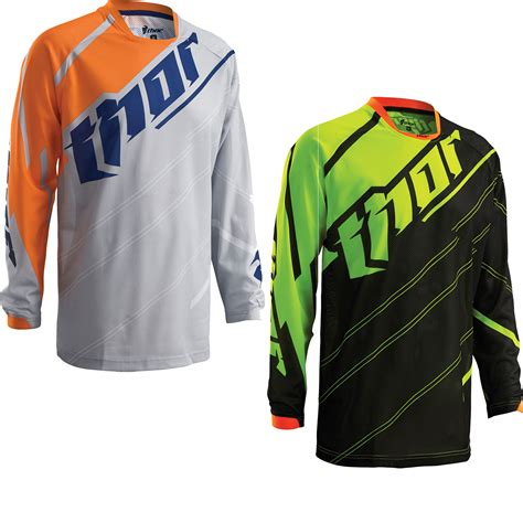 thor motocross jersey thor phase vented 2016 youth doppler motocross jersey