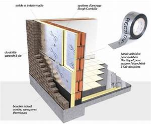 Isolation Mur Intérieur Polyuréthane : eurowall l 39 isolation des murs creux recticel insulation ~ Melissatoandfro.com Idées de Décoration