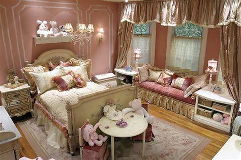 Princess-inspired Girls Rooms