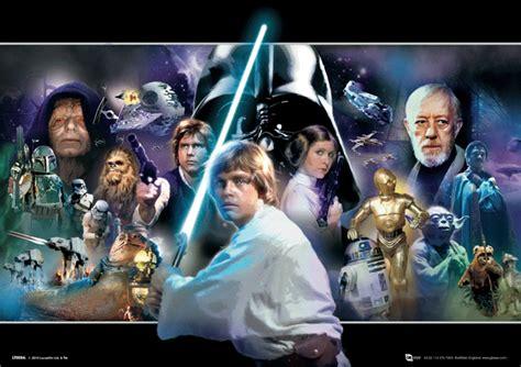 star wars poster lenticulaire affiche changeante en 3d