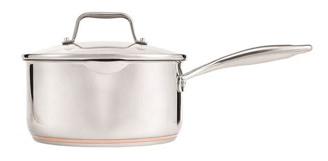 oneida pc stainless steel induction ready copper base