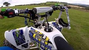 Quad Yamaha 250 : yamaha 250 raptor race quad youtube ~ Medecine-chirurgie-esthetiques.com Avis de Voitures