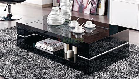 center table set design glass top coffee table with drawers rectangular glass top