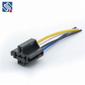 China 4 Pin Relay Connector Manufacturers And Suppliers
