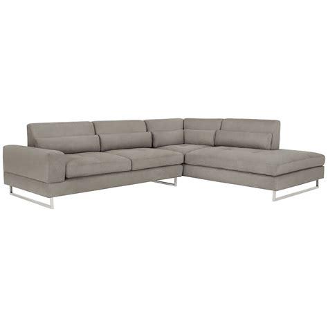 grey sofa chaise gray chaise sofa grey sofa chaise thesofa