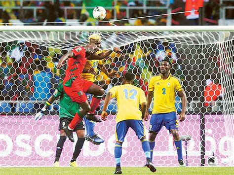 Guinea-Bissau deny hosts Gabon on opening day | Football ...