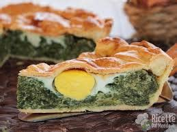 """Find me on 'laura in the kitchen' and cooking channel's simply laura. Savory Easter """"TORTA PASQUALINA"""" Recipe by Laura Vitale - EverybodyLovesItalian.com"""