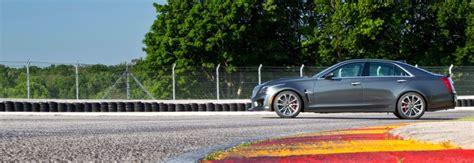 Piloting The 640-hp Cadillac Cts-v Super Sedan
