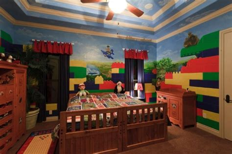 Lego Room Decor-style Motivation