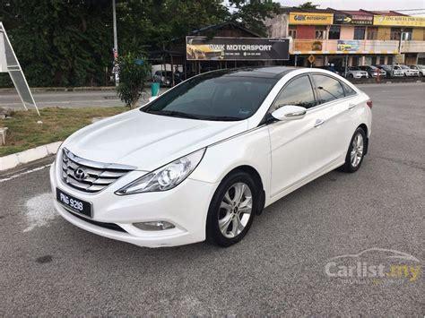 Hyundai Sonata 2011 by Hyundai Sonata 2011 2 0 In Penang Automatic Sedan White