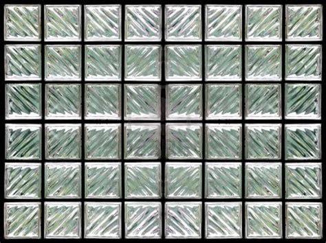 motif de brique de verre pav 233 de verre