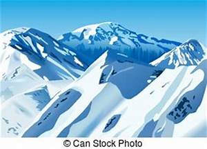 Snow Mountain Clipart | www.pixshark.com - Images ...