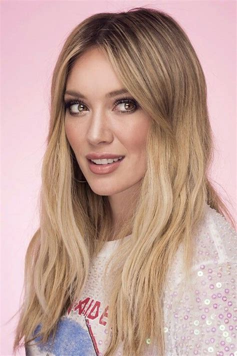 25 Best Ideas About Hillary Duff Hairstyles On Pinterest