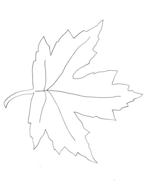 maple leaf template maple leaf template leaf template fall leaf template