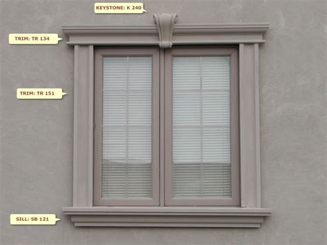 Exterior Window Sill Design by Window Design W 52 Homes Exterior Window