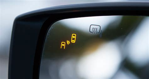 cars with blind spot monitoring collision avoidance systems and car safety consumer reports
