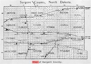 USGenWeb Archives Digital Maps Project North Dakota
