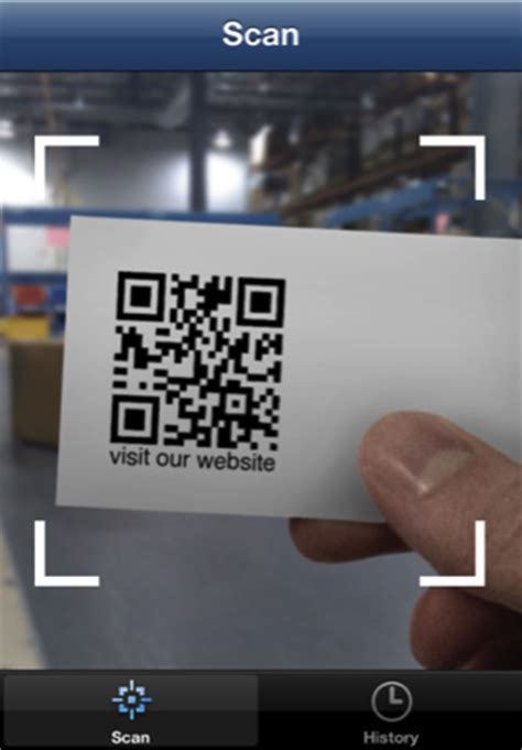 scan with iphone how to use scan qr code with chrome on iphone 3d touch qr code reader scan for ios is fast macstories