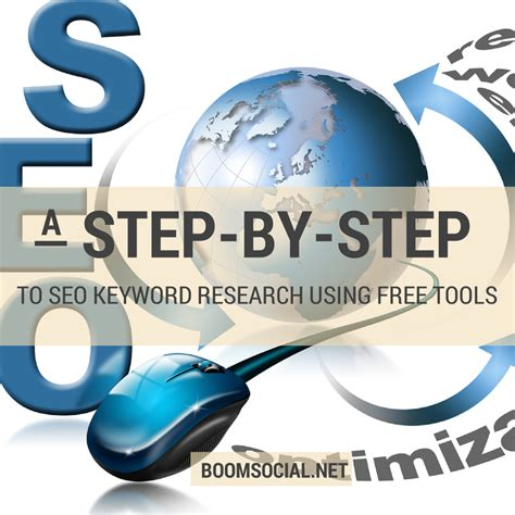 Seo Step By Step by A Step By Step Guide To Seo Keyword Research Using Free Tools