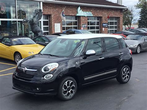 Fiat 500l Used by 2014 Fiat 500l Lounge Stock 4844 For Sale Near