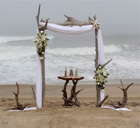 Standard Driftwood Arch With Added Driftwood Accents And